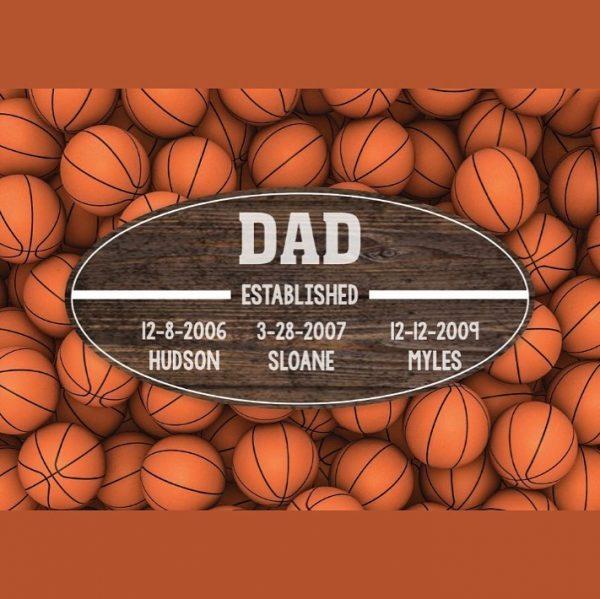 Basketball Dad