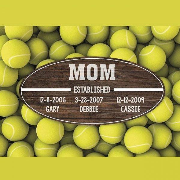 Tennis Mom