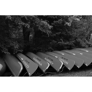 Grey Canoes